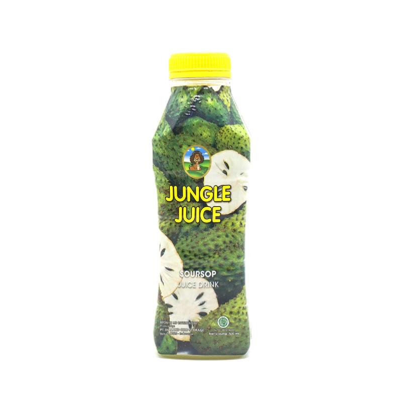 Jungle Juice Sirsak 500 Ml