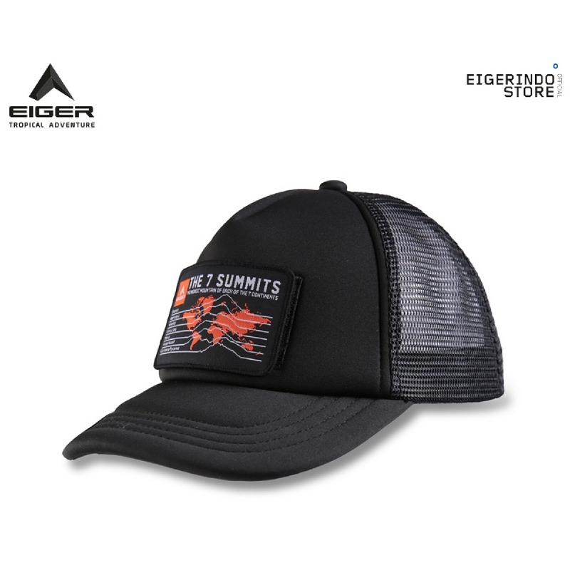 Eiger Tactical Field Caps - Black