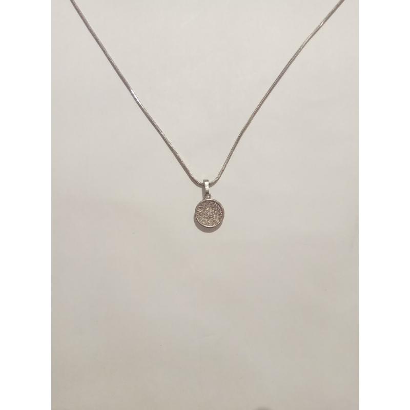 Ballin - Women Necklace FF N0003S Silver
