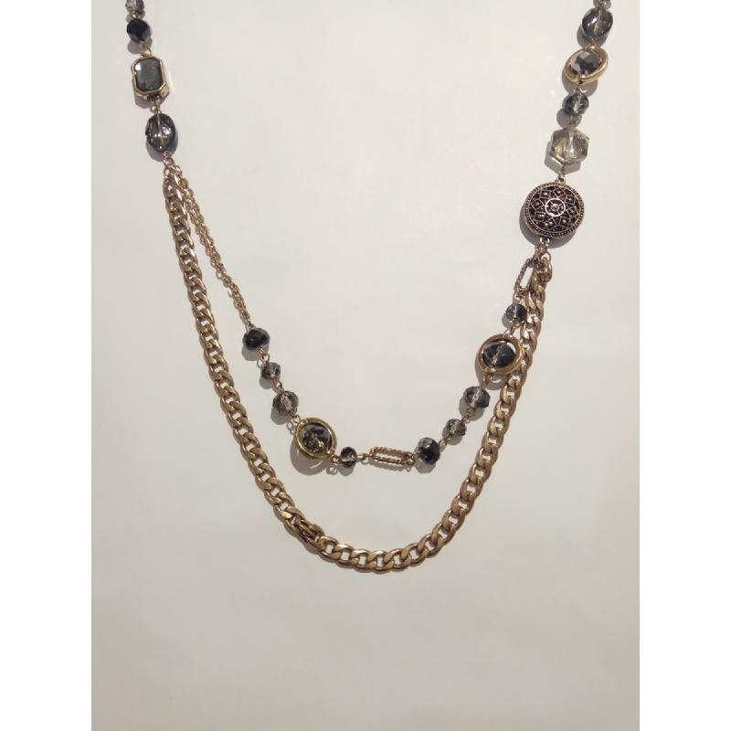 Ballin - Women Necklace JS N99256BGNK Gold