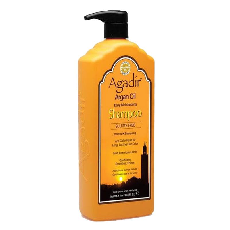 Agadir Argan Oil Daily Moisturizing Shampoo 1Liter
