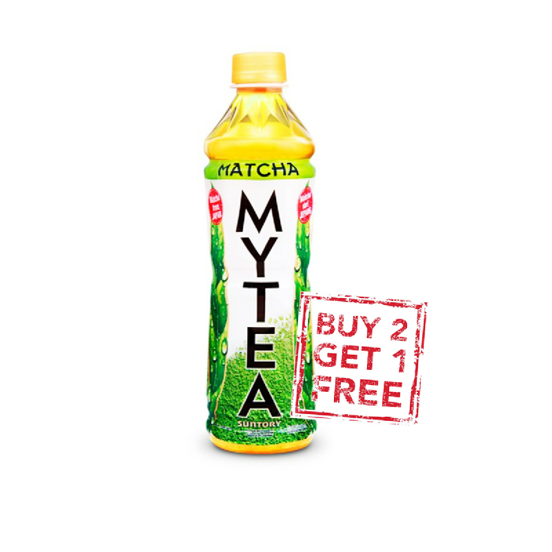 Mytea Matcha 450Ml (Buy 2 Get 1)