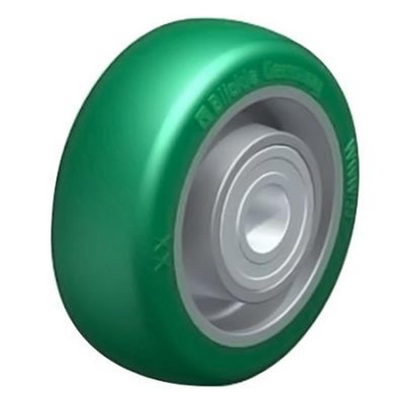 ALST 80-15K Softhane Polyurethane Tread with Aluminium Wheel Centre ALST 300-25K