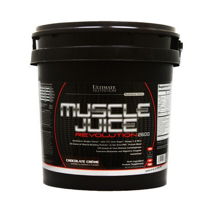 Muscle Juice REVOLUTION 11,10 lbs Chocolate
