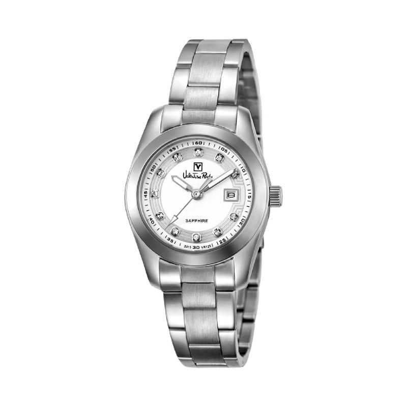 Valentino Rudy VR125-2317 Jam Tangan Wanita Silver