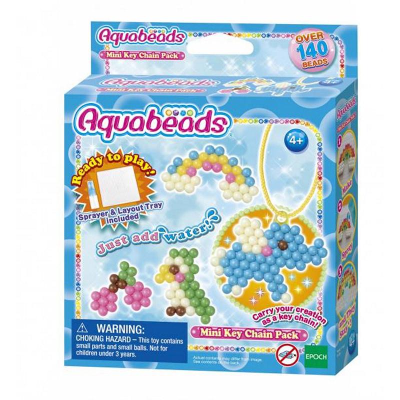 Aquabeads En Mini Key Chain Pack - TEAQ30909