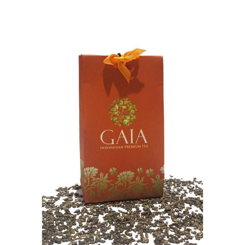 Gaia Tea - Gunpowder Pouch Kecil