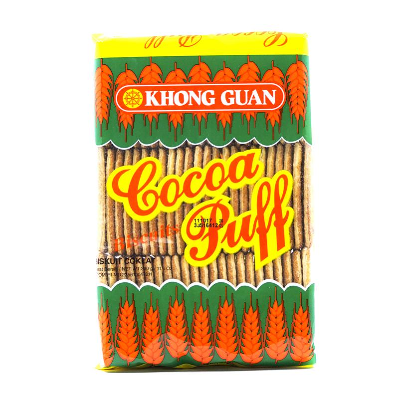 Khong Guan Cocoa Puff 330 Gr