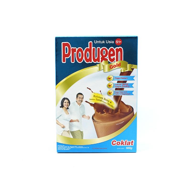 Produgen Hi Cal Gold Chocolate 500 Gr