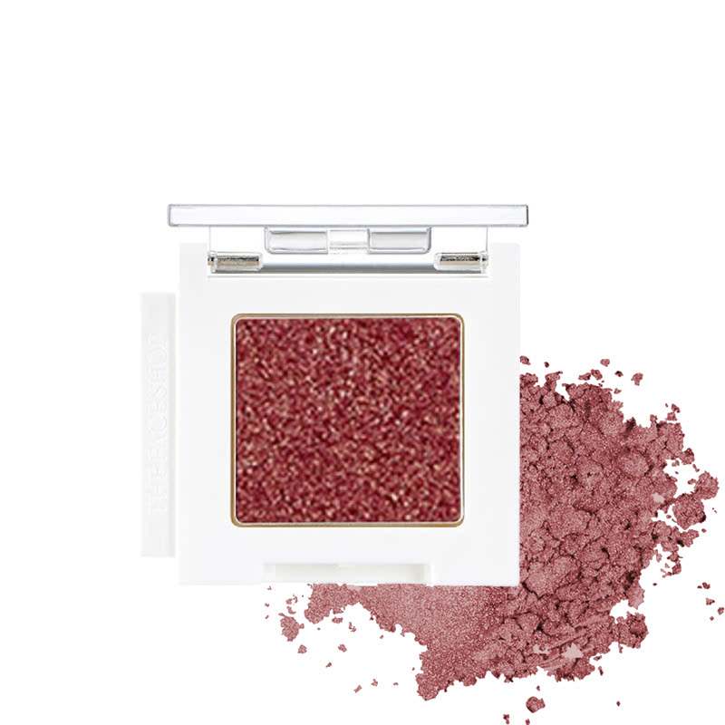 The Face Shop Mono Cube Eyeshadow (Jelly) RD01 Red Peony
