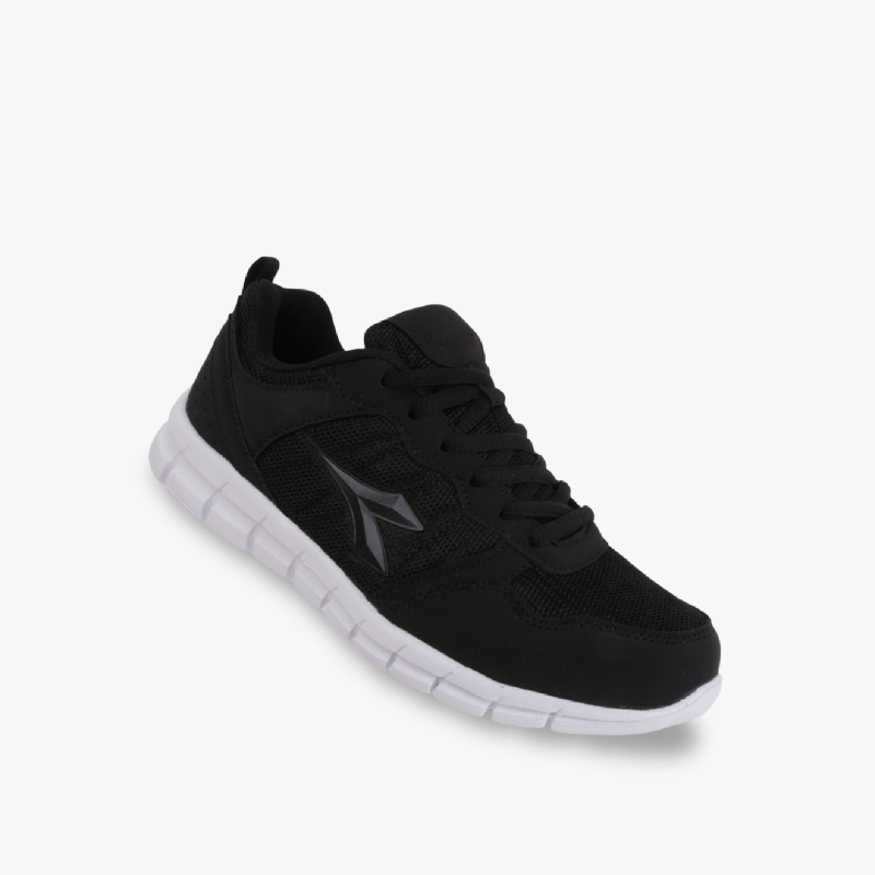 Diadora Guerino Unisex Running Shoes Black