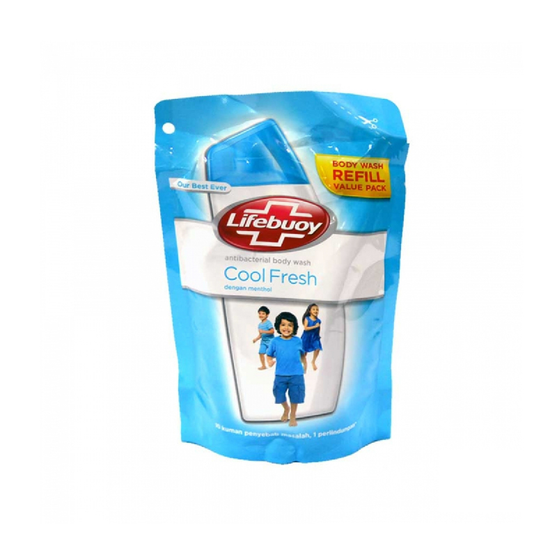 Lifebuoy Body Wash Fresh Refill 250Ml