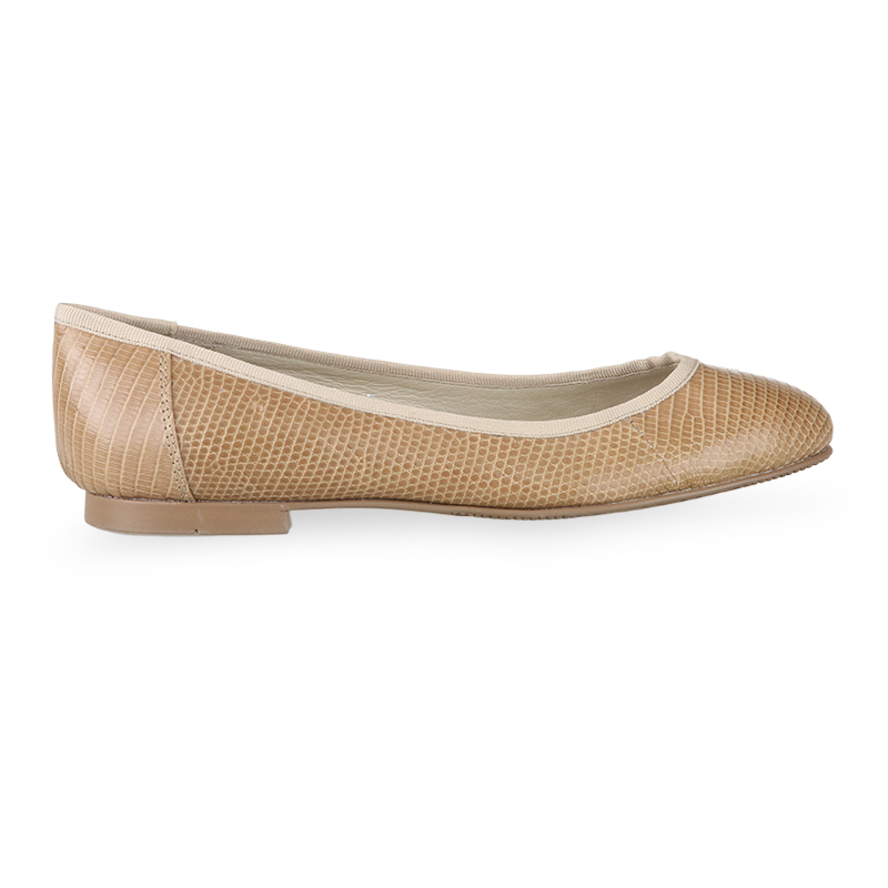 Winston Smith Flat Shoes 20014-Beige