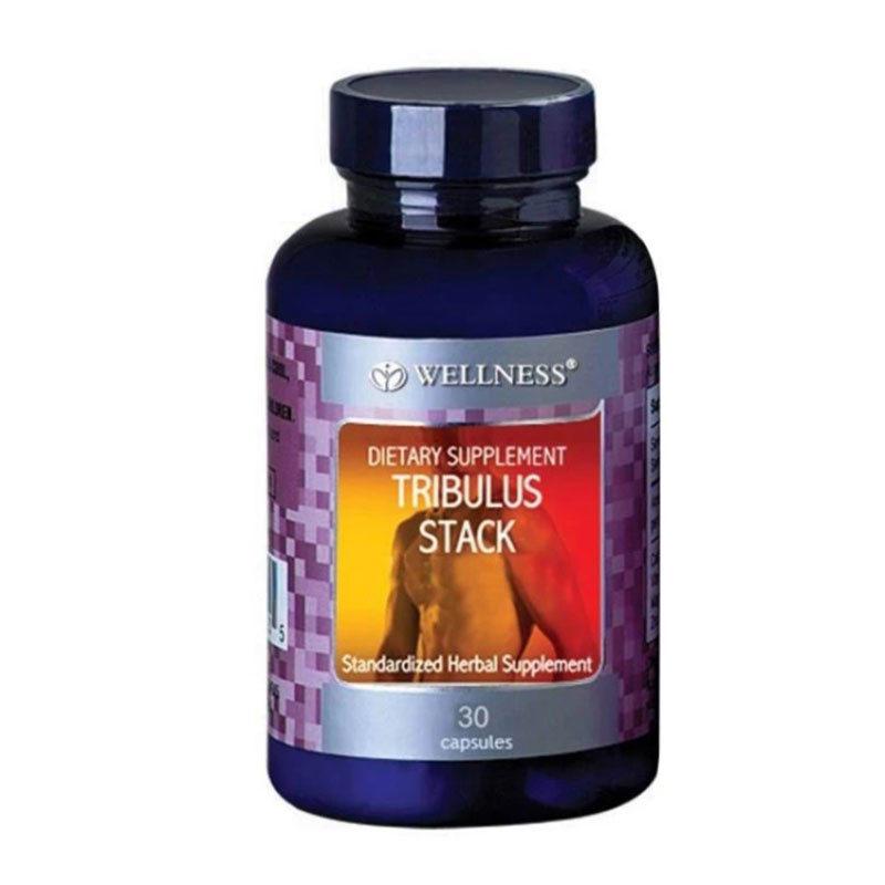 Wellness Tribulus Stack 30 Capsules