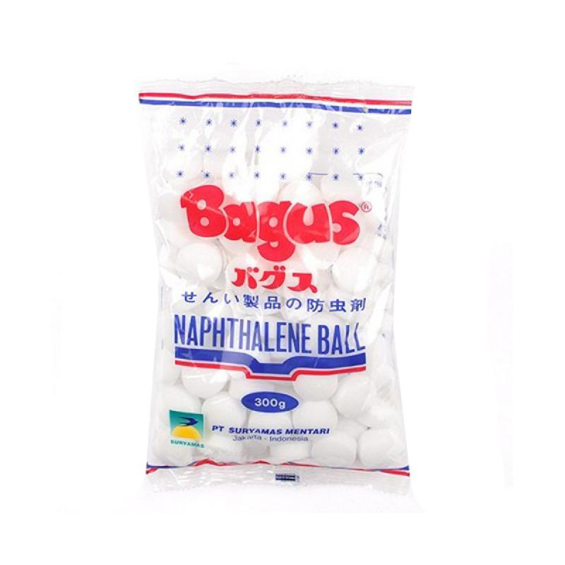 Bagus Napthalene Ball 300 Gr