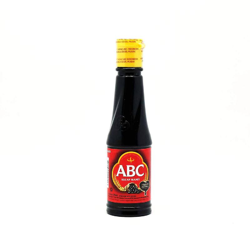 Abc Kecap Manis Kecil Plastik 135Ml