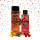 Tutti Frutti (Caramel & Cinnamon Creamy Wash Scrub 250 ml + Cherry & Currant Body Scrub 100 ml)