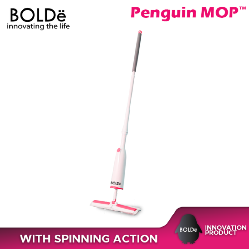 BOLDe Penguin Mop - Fuchisia