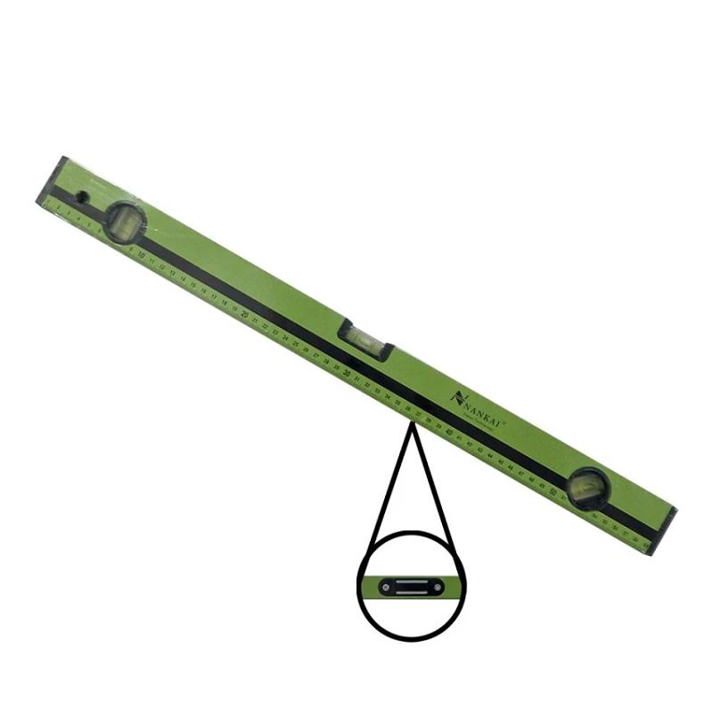 Perkakas Nankai Waterpas Magnit 30cm - Alat Tes Pengukuran Sudut Derajat Kemiringan