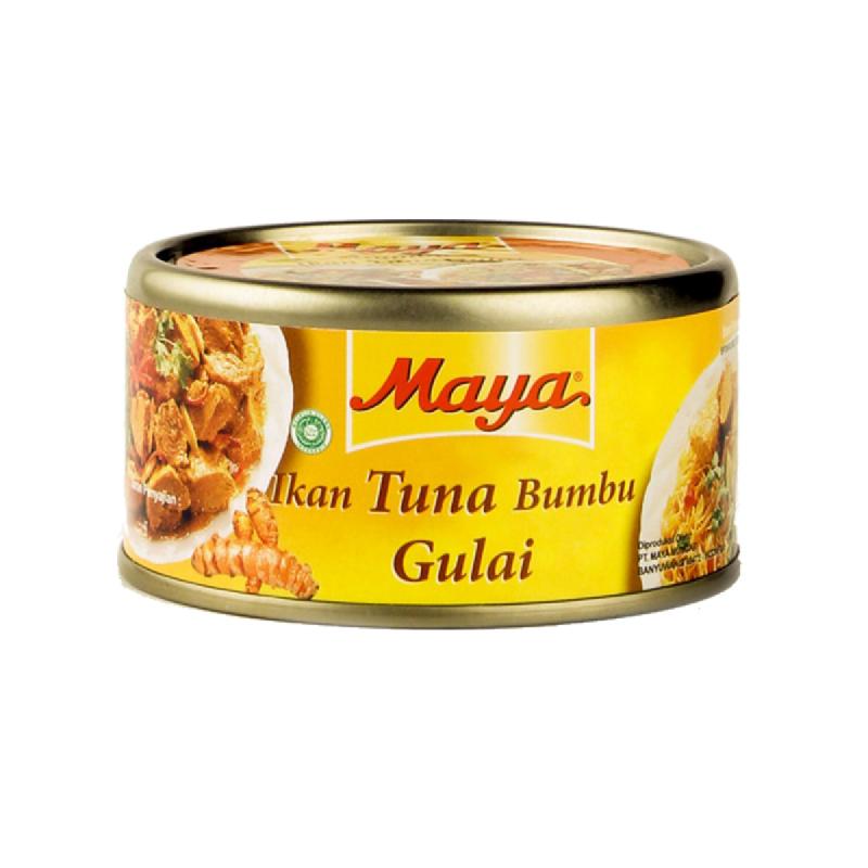 Maya Tuna Gulai 185 Gram
