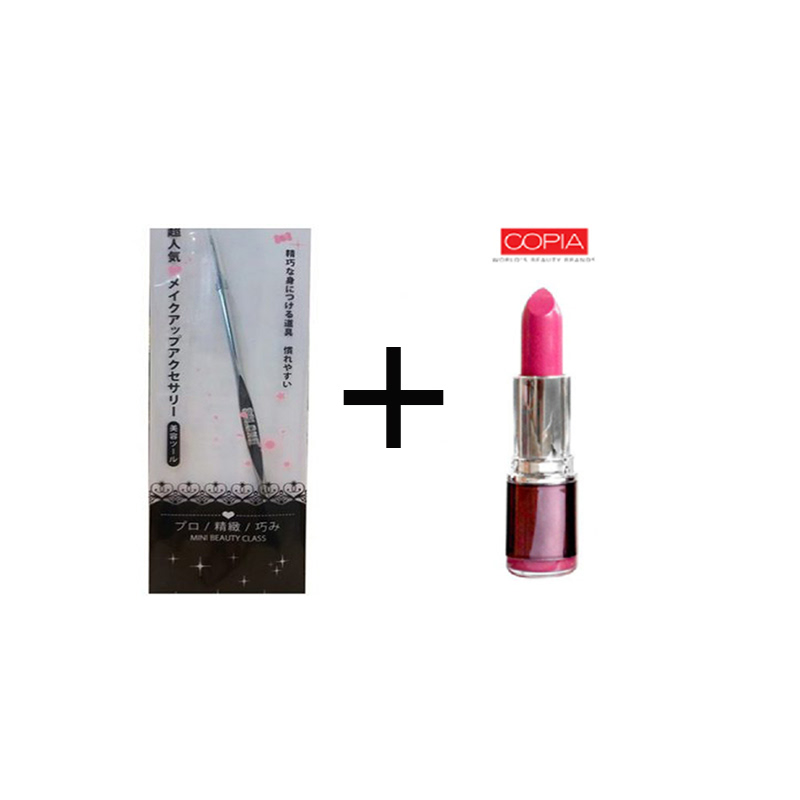 Beaute Recipe Acne Stick 1073-4 + Be Matte Lipstick Maroon