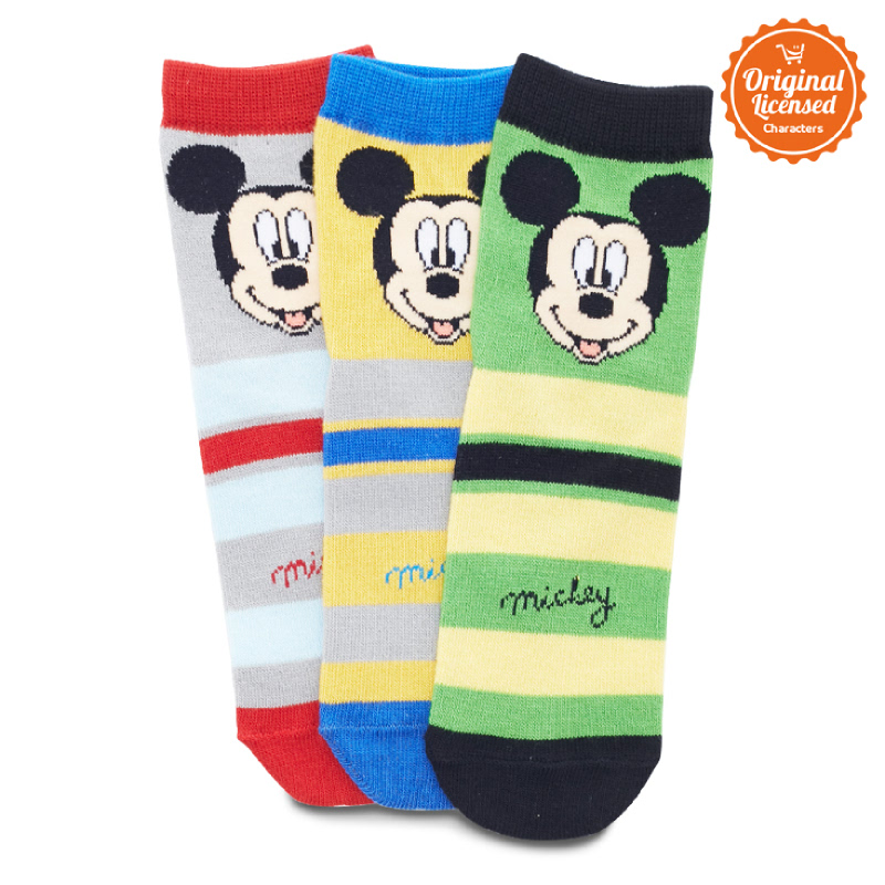 Mickey and Friends Sock Kids 2-4 Tahun NM8GA005