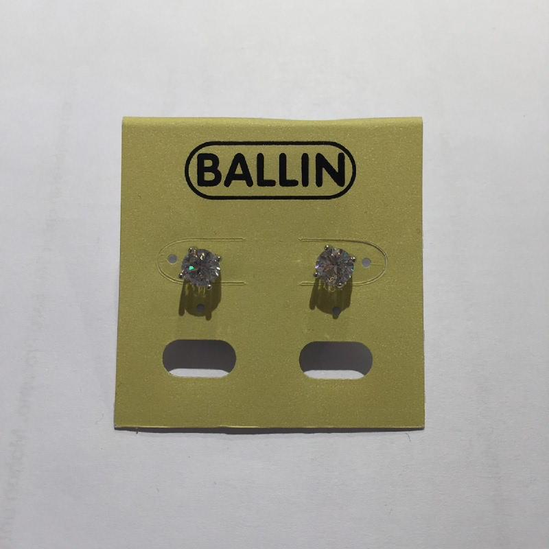 Ballin Women Earing FF-E999S Silver