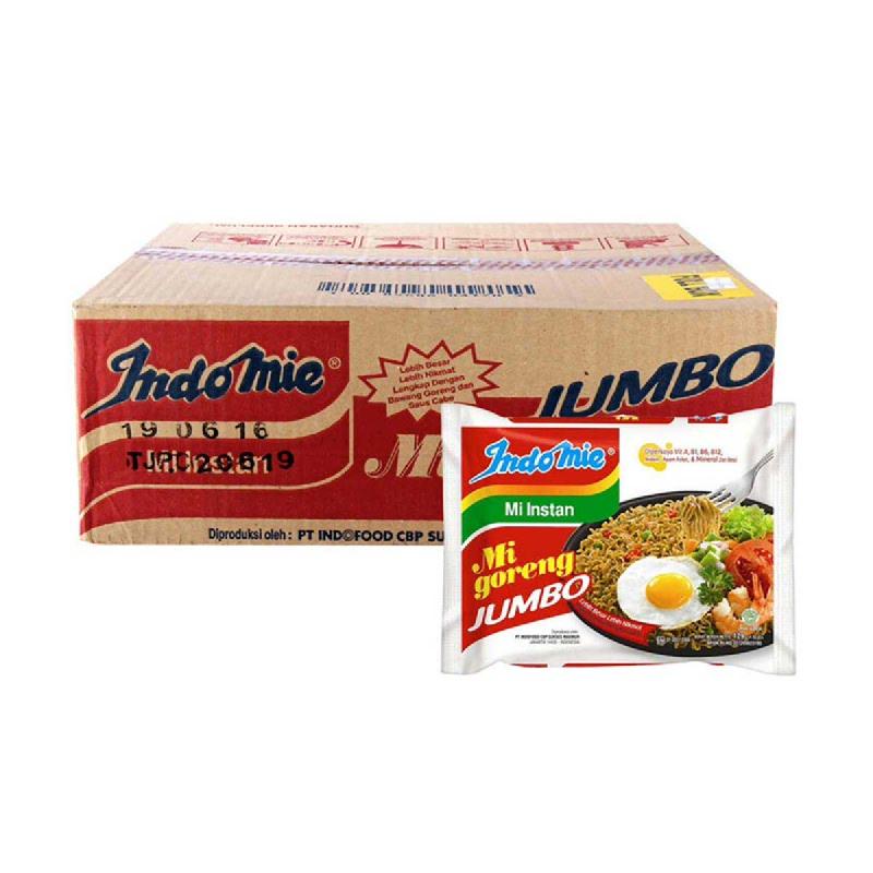 Indomie Goreng Special Jumbo 129 Gr (1 Karton)