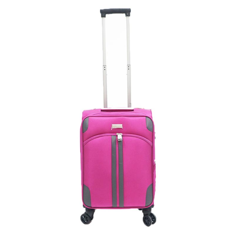Pierre Cardin Luggage 60722019-46 Cabin Purple