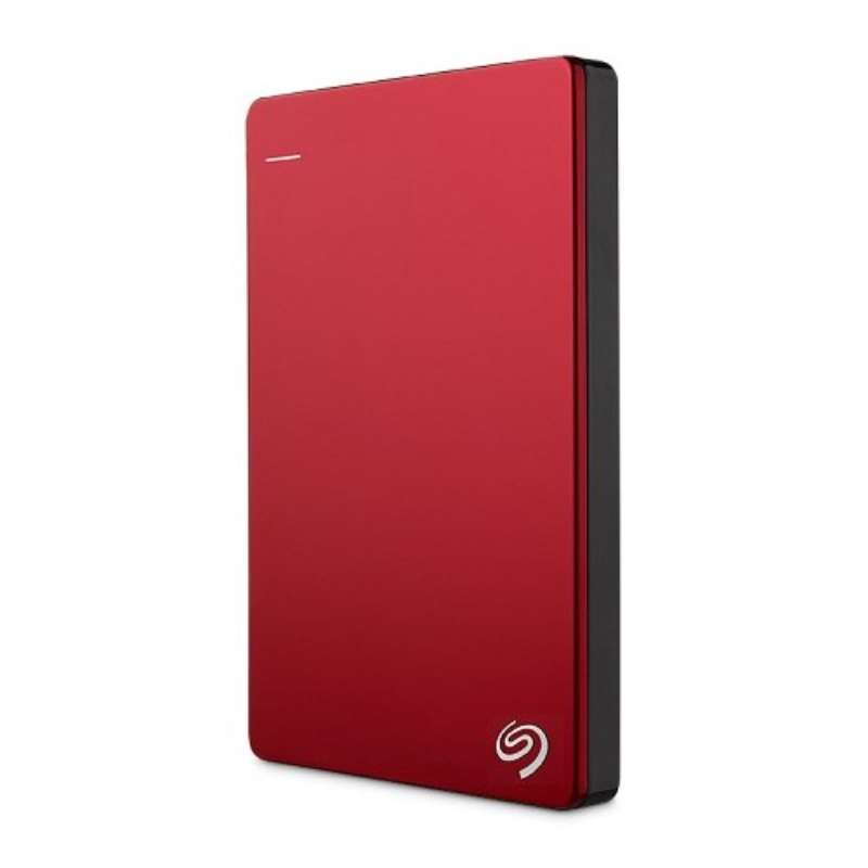 Seagate BACKUP PLUS SLIM + Pouch 1TB RED