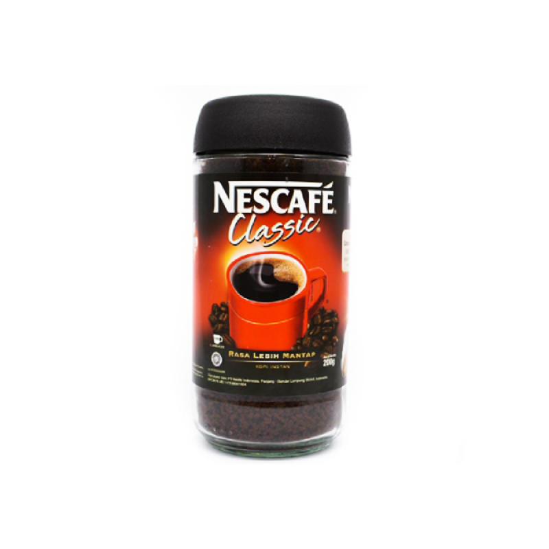 Nescafe Kopi Classic Asean Jar 200 Gr