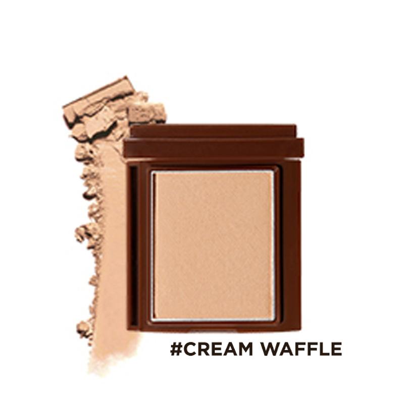 16brand Brickit Shadow Matt Line - Cream Waffle
