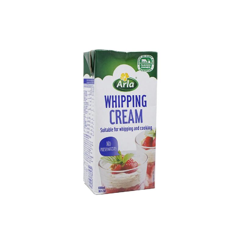 Arla Whipping Cream 1 lt