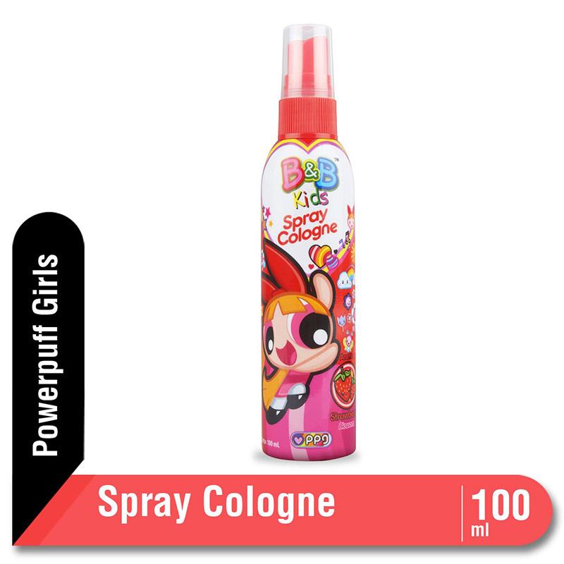 B&B Kids Spray Cologne Strawberry 100 Ml