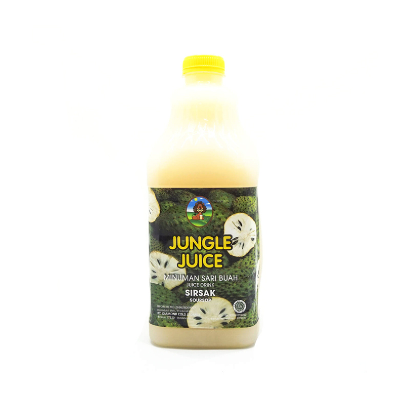 Jungle Juice Sirsak 2 Lt