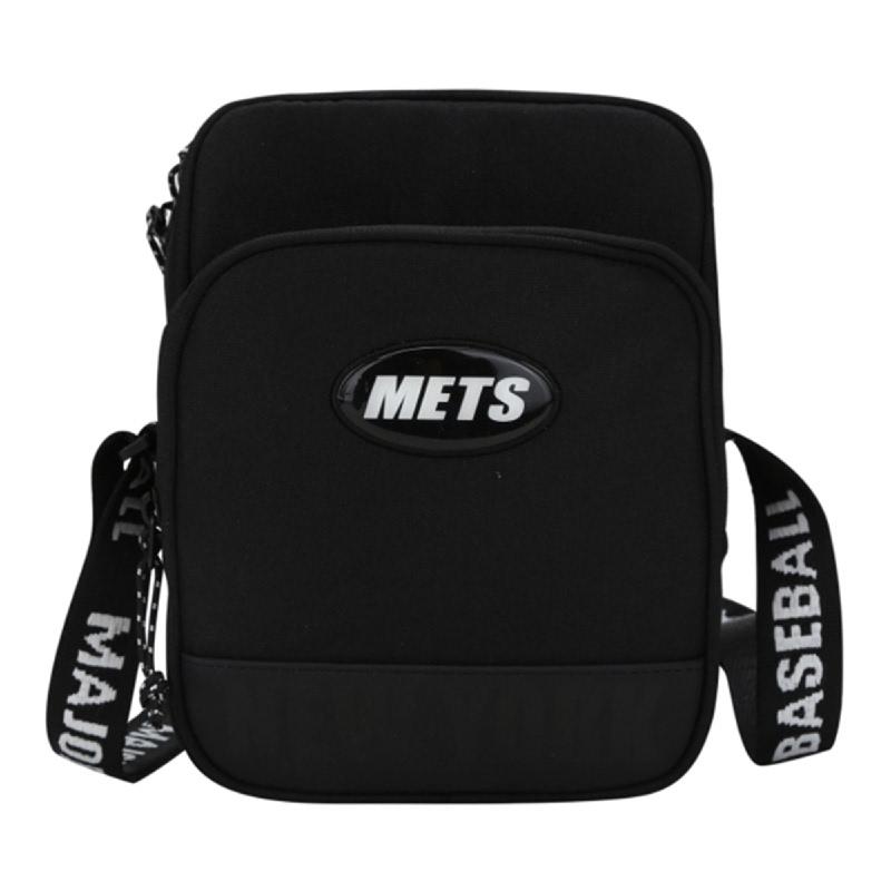 MLB New York METS Boom Boom Cross Bag - Black