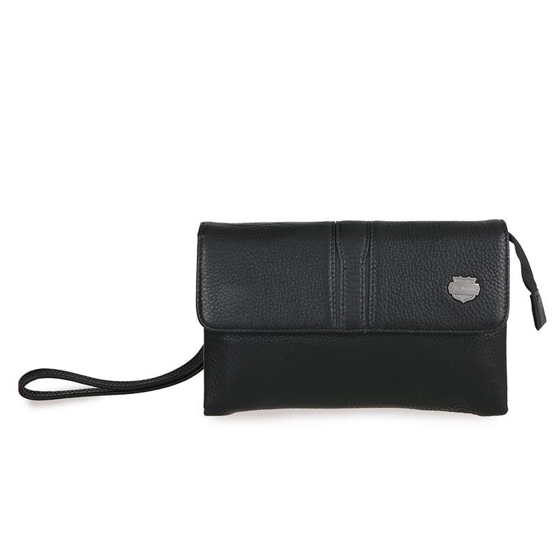 Di Bazzato 5299-6 Pouch Bag Black