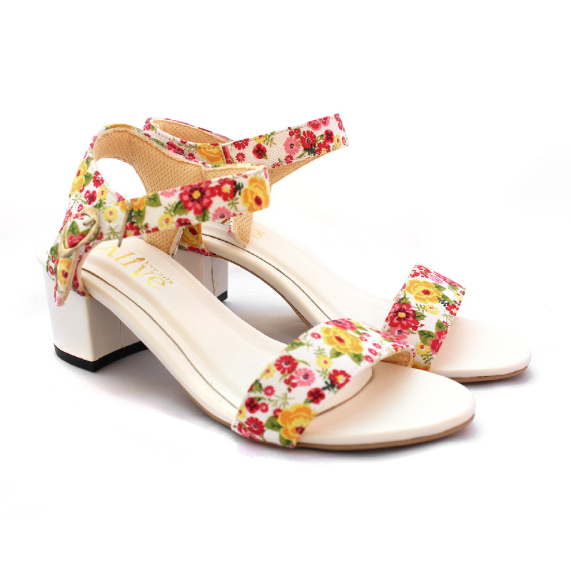 Alivelovearts Heels Daisy Flower