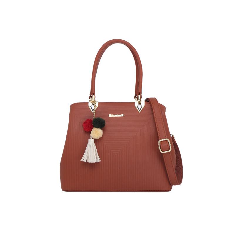 Elizabeth Bag Aditi Handbag Brickred
