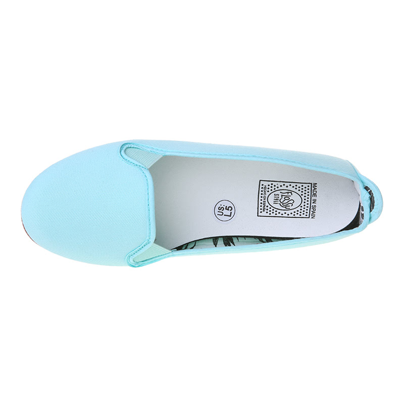 Flosy Mijas Aqua Canvs Blrna Footwear Wn