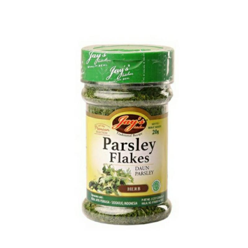 JayS Parsley Flakes20Gr