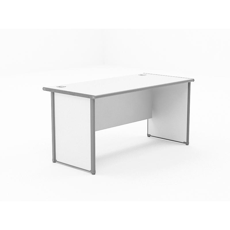 Highpoint  One Meja Kantor - OD082 [Light Grey]