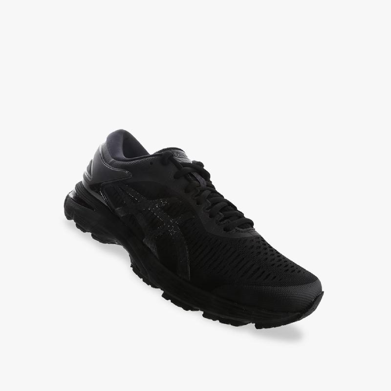 ASICS GEL-KAYANO 25 Mens Running Shoes Black