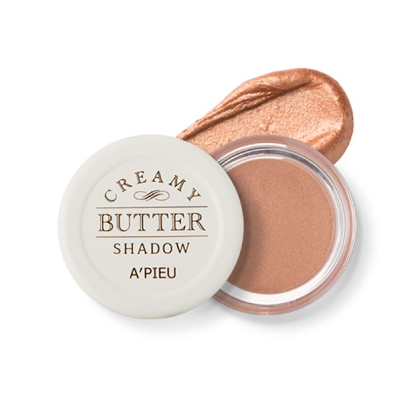 Apieu Creamy Butter Shadow - No.3 Cooper Orange