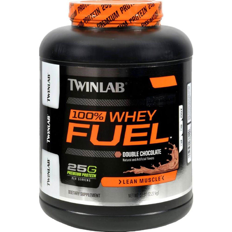 100% Whey Protein Fuel Choc (5lb) (Expired Date Nov19)