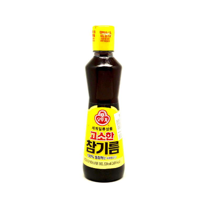 Ottogi Sesame Oil 320 Ml