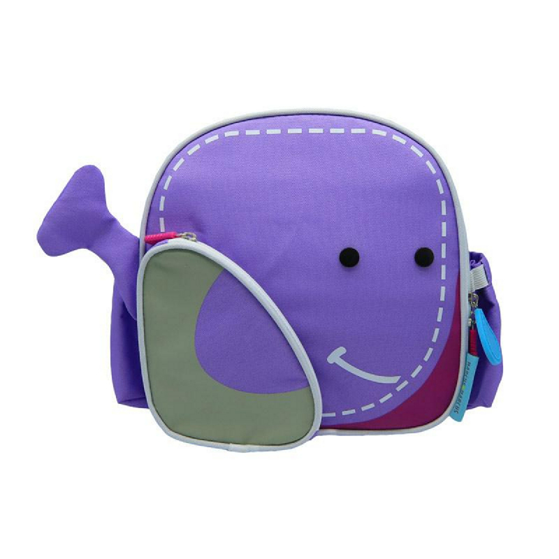 Marcus&Marcus Willo Insulated Backpack Tas Sekolah Anak - Purple Purple