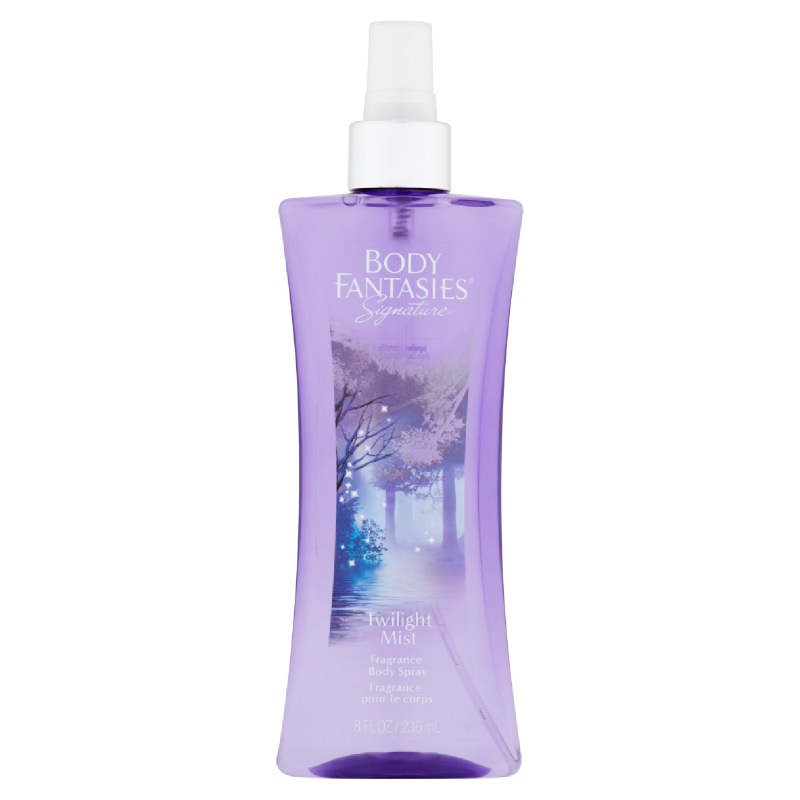 Body Fantasies Signature Twilight Mist Perfume 8 oz