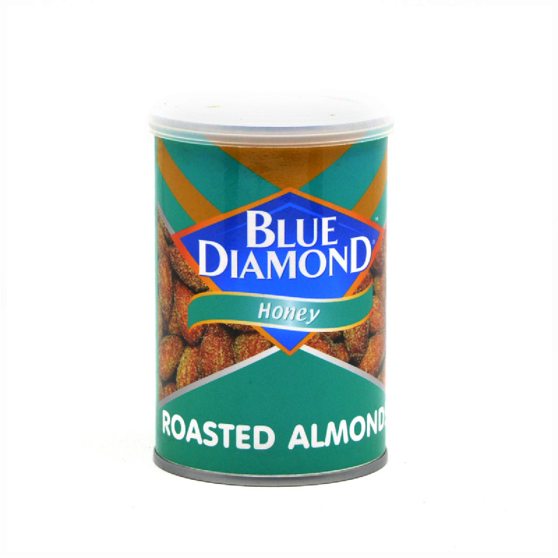 Blue Diamond Almond Roasted Honey 130per150G