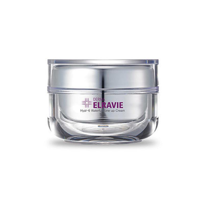 Derma Elravie Hyal-6 Waterful Tone up Cream